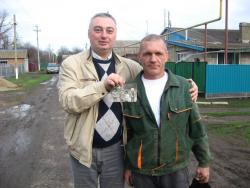 Сергей Жуков и Роман Бойко