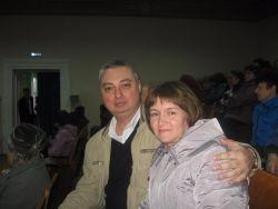 Сергей Жуков и Оксана Бойко