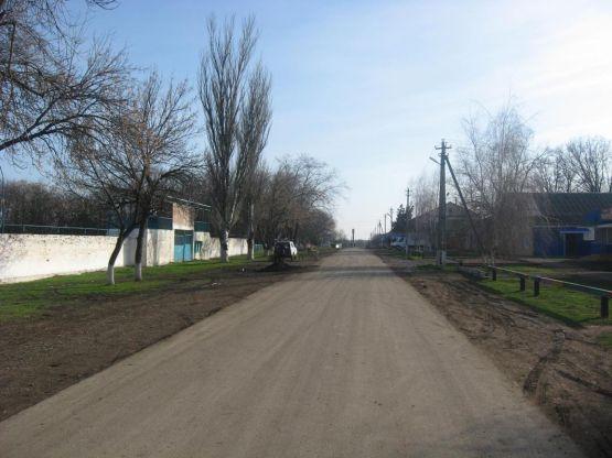 Поселок Незамаевский, улица Буденного