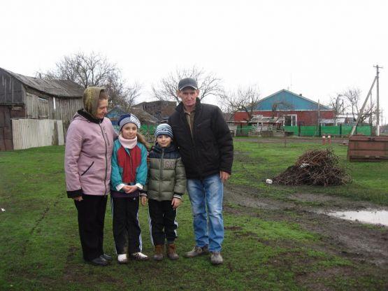 Елена и Владимир Бойко и Жуковы-младшие