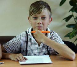 Будущий бизнесмен Алексей Картавцев
