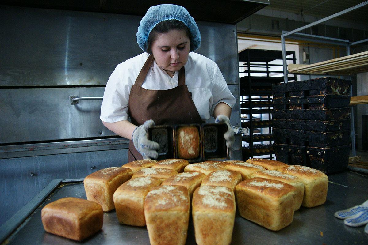 неретина производство хлеба