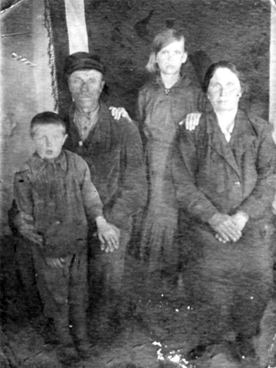 Родители Лидии Грековой
