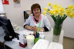Фельдшер Людмила Самко — специалист с большим опытом работы в здравоохранении района