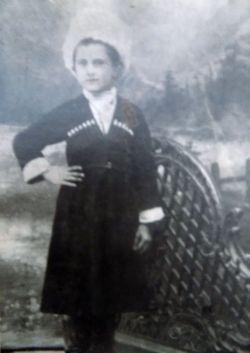 Аркадий Первенцев. Фото из архива Новопокровского музея.