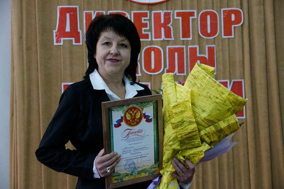 Наталья Александровна Панасюк, директор СОШ № 9