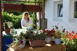 Анастасия Косинова приехала погостить к бабушке Галине Михайловне, проживающей в поселке Южном