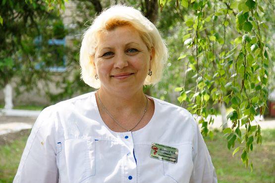 Ольга Папикян более четверти века работает медсестрой. Последние четыре года занимает должность главной медицинской сестры ЦРБ