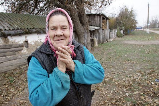 Раиса Михайловна Козачёк 43 года живет в поселке Красноармейском. Здесь выросли ее дети и внуки. У сына свое личное подсобное хозяйство
