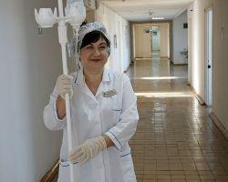 «Народная медсестра» Людмила Закурдаева испытывает гордость за себя и коллег за достойно выполненный профессиональный долг