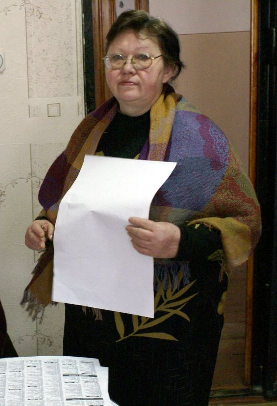 Лидия Владимировна Тюльпинова