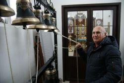 То, что строительство храма  удалось завершить в короткие сроки, бесспорная заслуга жителя  села Горькая Балка и одного из активных меценатов  Михаила Мовсесовича Погосьяна