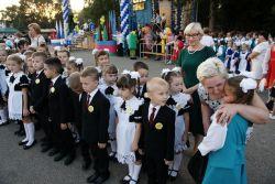 В празднике активное участие приняли учащиеся школ станицы