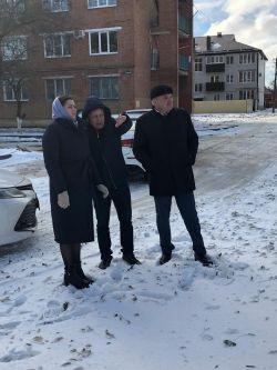 В 2016 году во время избирательной кампании  в Госдуму армавирцы обратили внимание Натальи Костенко на проблему жителей микрорайона «Черемушки», которые из-за ветхости железнодорожного перехода вынуждены перебегать рельсовые пути с угрозой для жизни.