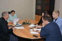 Первую бесплатную юридическую консультацию для подписчиков газеты «Свет маяков» Новокубанского района провели студенты-старшекурсники  юридического факультета Кубанского аграрного университета.