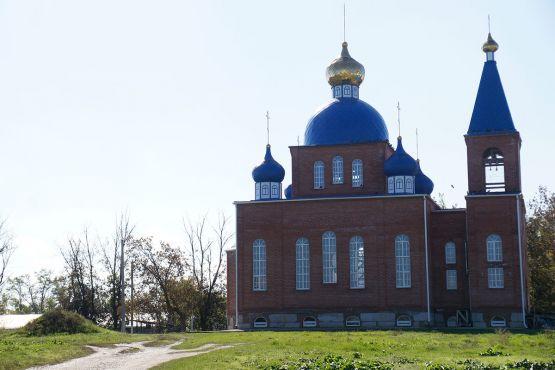 Свято-Покровский храм – украшение станицы Ильинской