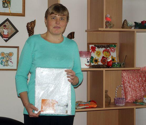 Наталья Ковярова — победитель конкурса «Мое хобби».