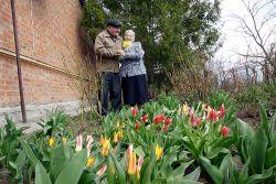 Виктор Григорьевич и Любовь Михайловна Макуха перешагнули «золотой» рубеж семейной жизни