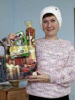 Татьяна Шепелева, хозяйка котиков-победителей