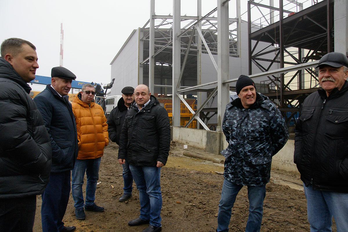 Ровненский элеватор ооо дт 3пм двухзвенный гусеничный транспортер