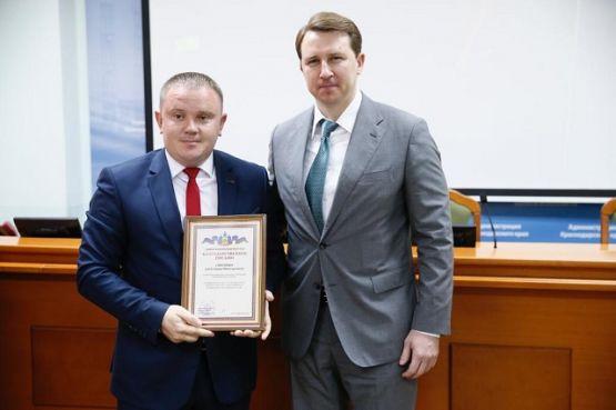 Александр Свитенко и Алексей Копайгородский. Фото novopokrovskaya.org