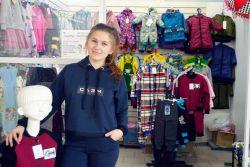 Ника успешно хозяйничает в двух магазинах, продвигая свой бренд. Фото: Из архива Ники Гаврюховой