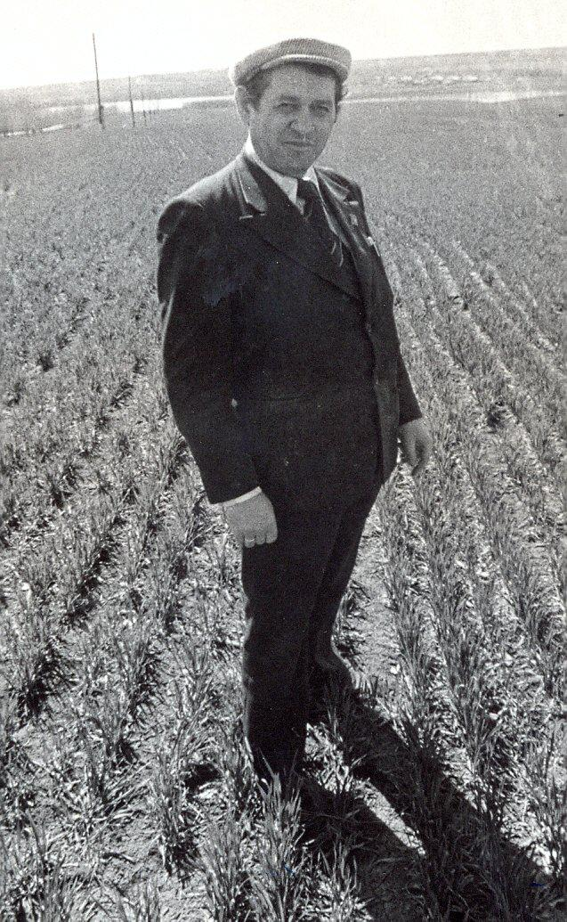 Василий Иванович Чаленко, Иван Михайлович Чаленко