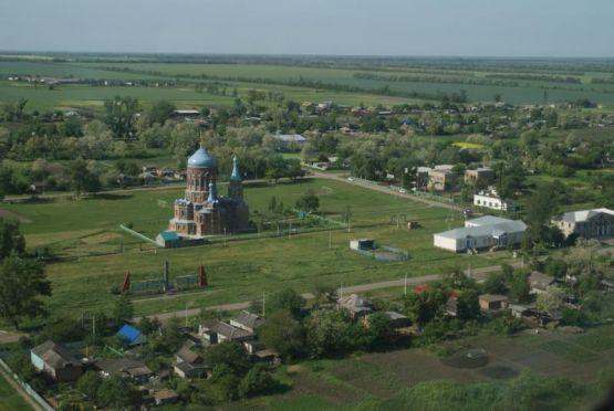 станица Новоивановская
